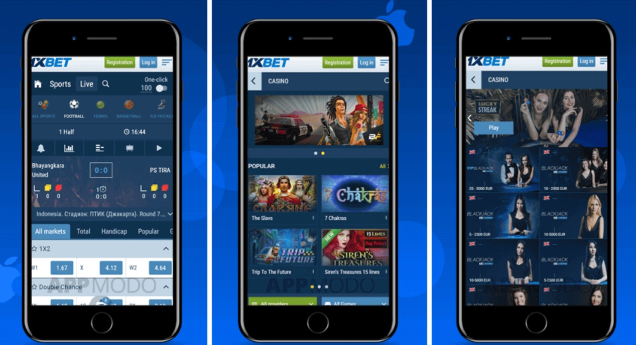 Reliability of the 1xBet iOS app
