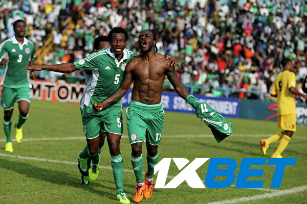 Official website of the office - 1xBet mobile Nigeria